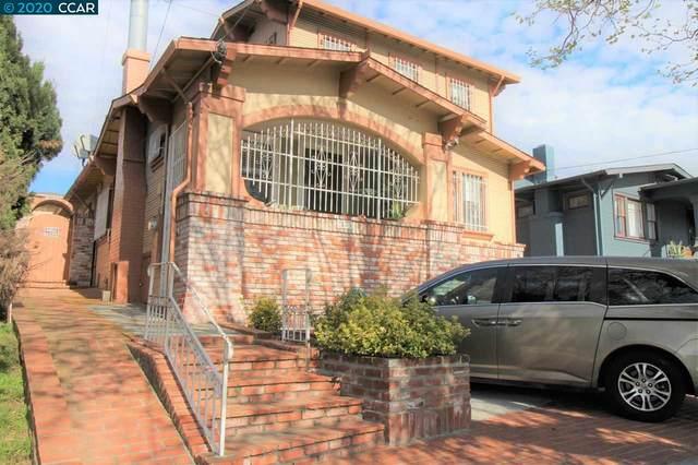 2175 High St, Oakland, CA 94601 (#CC40901438) :: Strock Real Estate