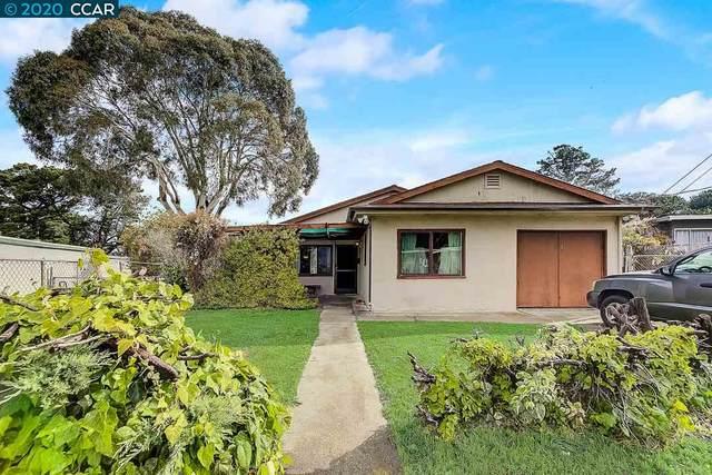 91 Bonnie Dr, San Pablo, CA 94806 (#CC40901497) :: Strock Real Estate