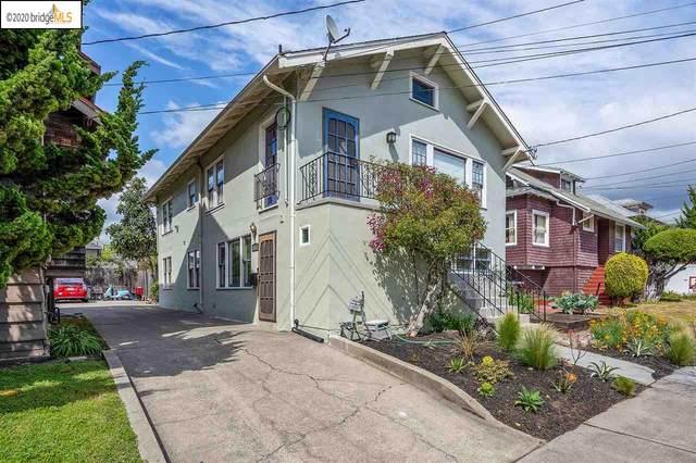 578 61St St, Oakland, CA 94609 (#EB40901631) :: The Kulda Real Estate Group