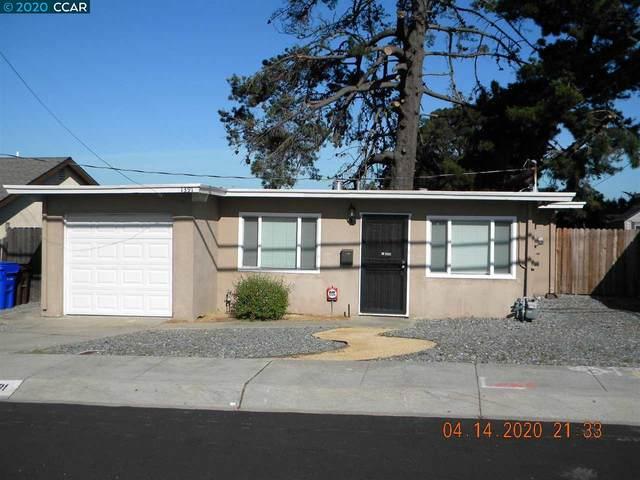 1391 Madeline Rd, San Pablo, CA 94806 (#CC40901809) :: Alex Brant Properties