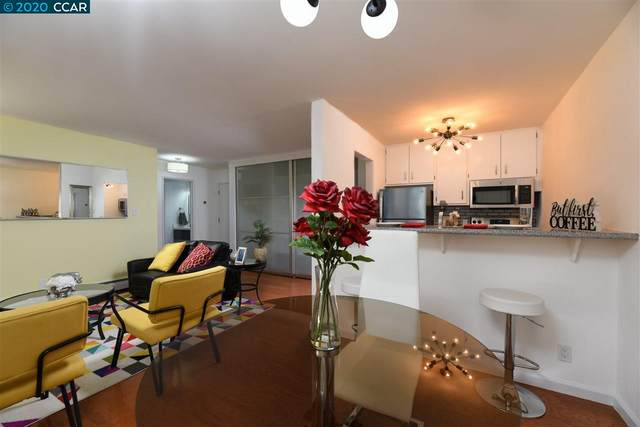 377 Palm Ave 104, Oakland, CA 94610 (#CC40902089) :: The Kulda Real Estate Group