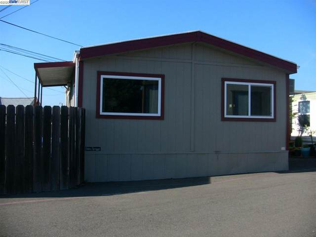 3998 Castro Valley Blvd 36, Castro Valley, CA 94546 (#BE40902154) :: The Sean Cooper Real Estate Group