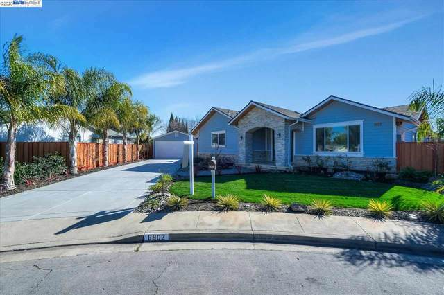 6802 Montcalm Ave, Newark, CA 94560 (#BE40902337) :: Strock Real Estate