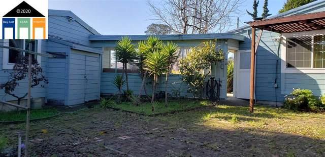 1018 Appian Way, El Sobrante, CA 94803 (#MR40902418) :: Real Estate Experts
