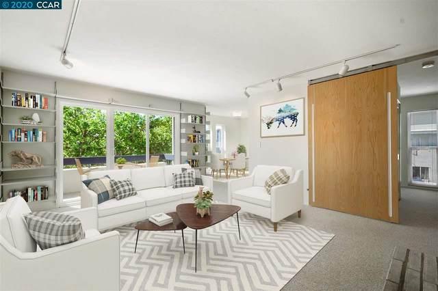 375 Jayne Ave 303, Oakland, CA 94610 (#CC40902631) :: The Kulda Real Estate Group