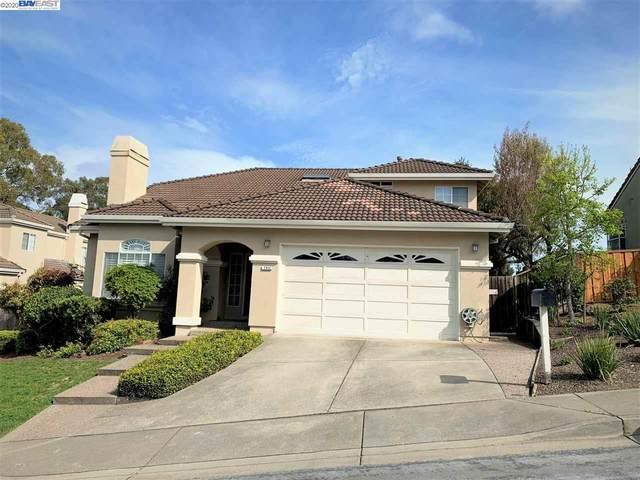 2511 Pappas Pl, Hayward, CA 94542 (#BE40902836) :: Alex Brant Properties
