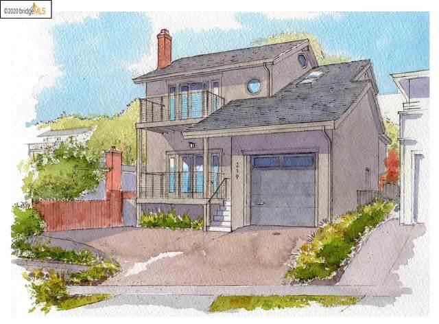 219 Stanford Ave, Kensington, CA 94708 (#EB40903235) :: Alex Brant Properties