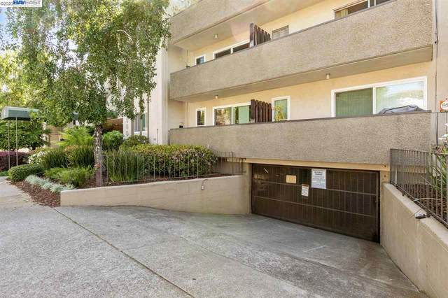 360 Vernon St 206, Oakland, CA 94610 (#BE40903455) :: The Kulda Real Estate Group