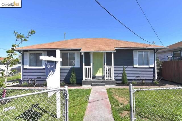 241 Tunis Rd, Oakland, CA 94603 (#EB40903598) :: Strock Real Estate