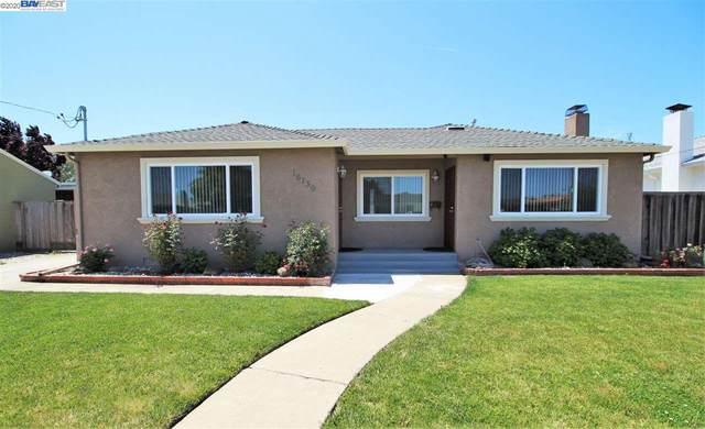 16139 Via Sonora, San Lorenzo, CA 94580 (#BE40903843) :: The Sean Cooper Real Estate Group
