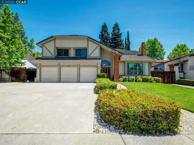 409 San Roberto Pl, San Ramon, CA 94583 (#CC40903918) :: The Sean Cooper Real Estate Group