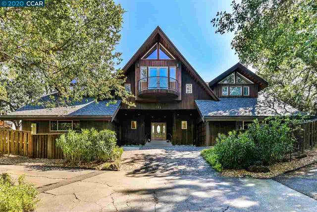 321 Castle Crest Rd, Alamo, CA 94507 (#CC40903940) :: The Goss Real Estate Group, Keller Williams Bay Area Estates