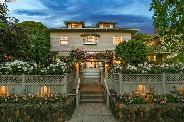 2931 Piedmont Avenue, Berkeley, CA 94705 (#BE40904042) :: Intero Real Estate