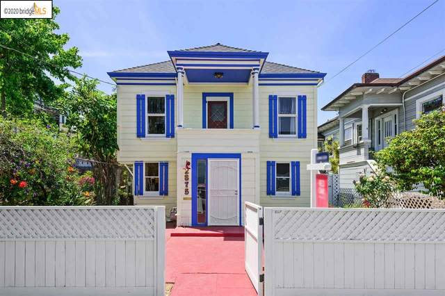 2875 Ford St, Oakland, CA 94601 (#EB40903471) :: The Goss Real Estate Group, Keller Williams Bay Area Estates