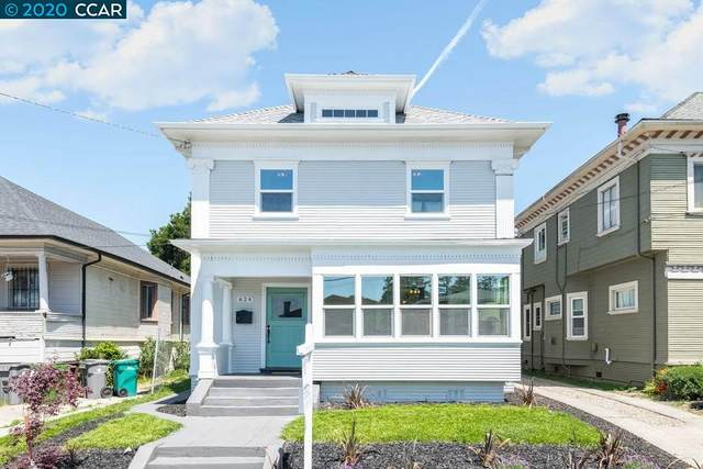 624 62nd St, Oakland, CA 94609 (#CC40904196) :: Alex Brant Properties