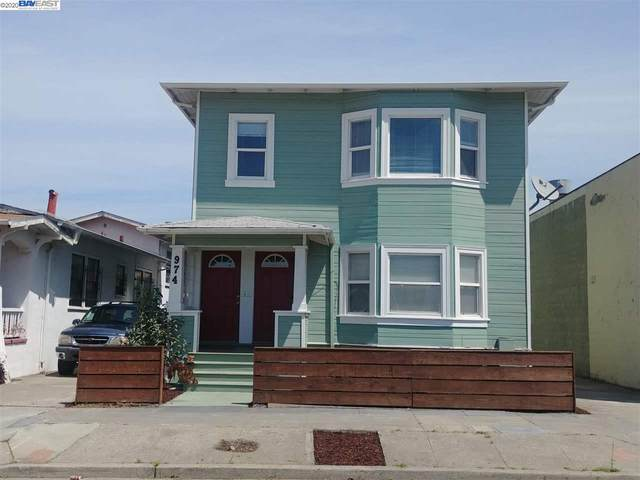 972 W Macarthur Blvd, Oakland, CA 94608 (#BE40904208) :: RE/MAX Real Estate Services