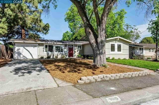 3013 Justin Way, Concord, CA 94520 (#CC40904216) :: Alex Brant Properties