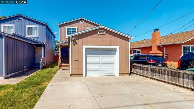 2833 19Th St, San Pablo, CA 94806 (#CC40904259) :: Strock Real Estate