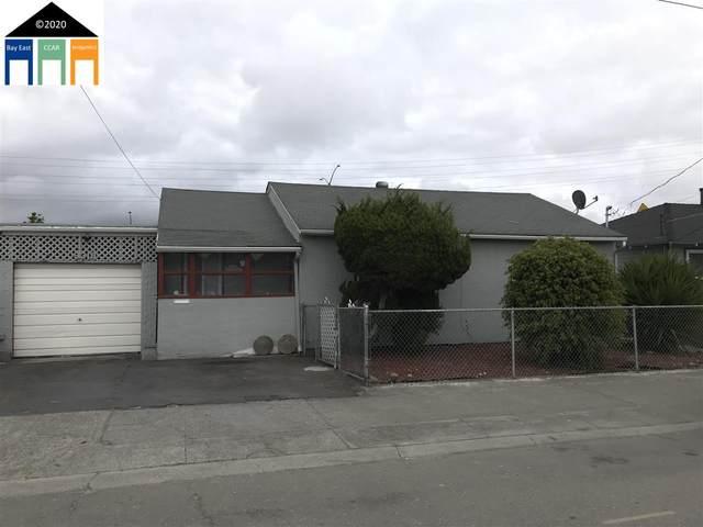 9310 Coral Rd, Oakland, CA 94603 (#MR40904311) :: Robert Balina | Synergize Realty