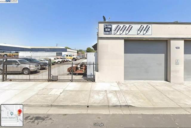 , Richmond, CA 94804 (#BE40904468) :: Alex Brant Properties