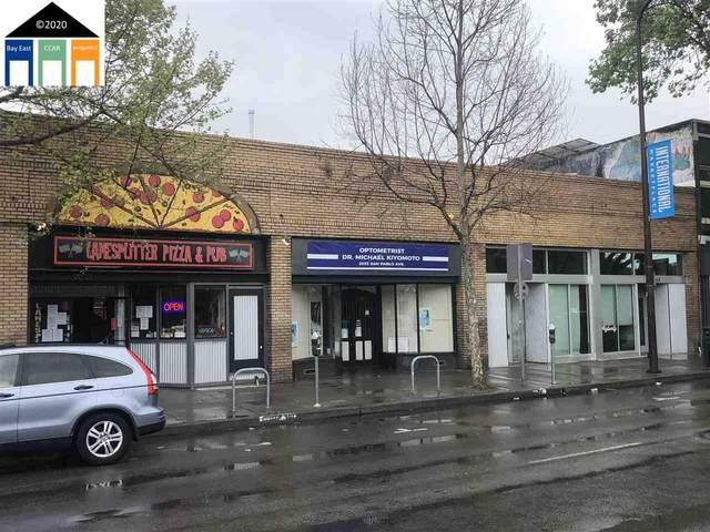 , Berkeley, CA 94702 (#MR40904644) :: Strock Real Estate
