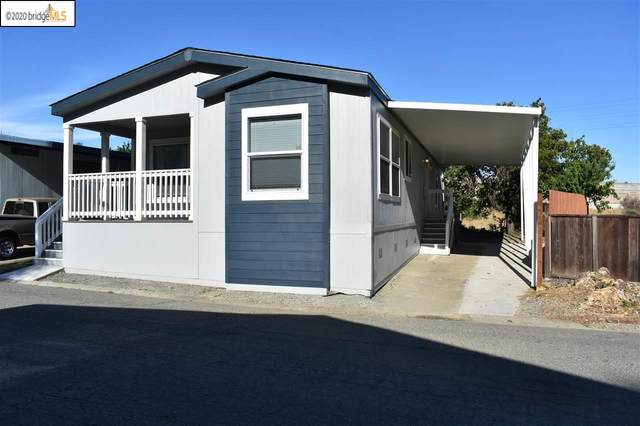 3777 N Willow Pass Road #8, Bay Point, CA 94565 (#EB40904778) :: Robert Balina | Synergize Realty