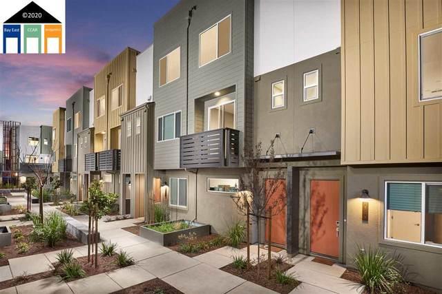 939 Edy Lane Lot 104, Oakland, CA 94607 (#MR40904842) :: The Realty Society