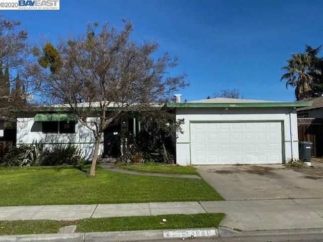 3840 Santa Clara Way, Livermore, CA 94550 (#BE40904951) :: The Realty Society