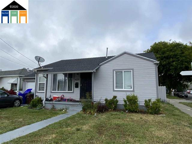 4225 Rosewood Ave, Richmond, CA 94804 (#MR40905318) :: Robert Balina | Synergize Realty