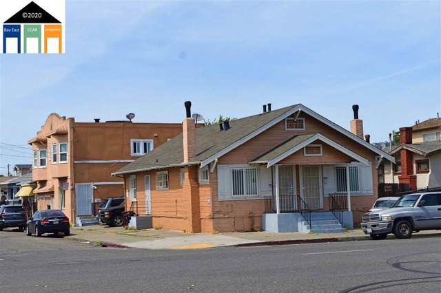7216 Orral St, Oakland, CA 94621 (#MR40905403) :: RE/MAX Gold