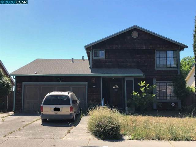106 Skelly, Hercules, CA 94547 (#CC40905406) :: Alex Brant Properties