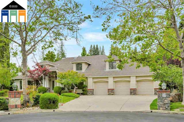 110 Wild Oak Ct, Danville, CA 94506 (#MR40905643) :: Alex Brant Properties