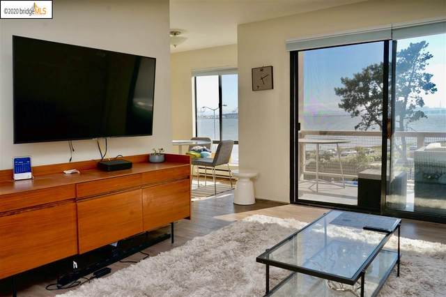 3 Admiral Drive F357, Emeryville, CA 94608 (#EB40905737) :: Robert Balina | Synergize Realty