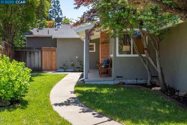 23 Pinewood Court, Walnut Creek, CA 94597 (#CC40904917) :: Strock Real Estate