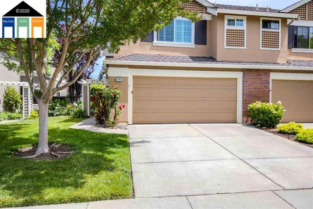 1121 Sunshine Cir, Danville, CA 94506 (#MR40905904) :: Alex Brant Properties