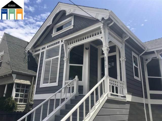 3612 West St, Oakland, CA 94608 (#MR40904633) :: The Goss Real Estate Group, Keller Williams Bay Area Estates