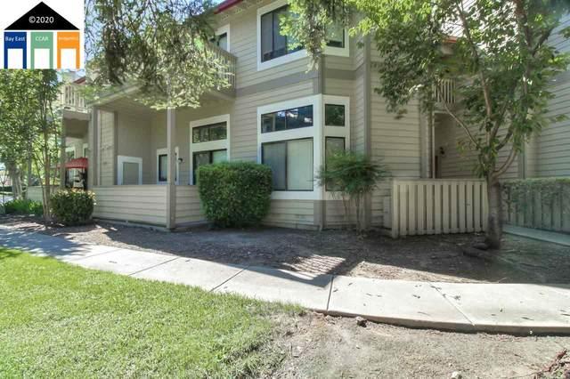3444 Smoketree Commons 154, Pleasanton, CA 94566 (#MR40905124) :: Robert Balina   Synergize Realty
