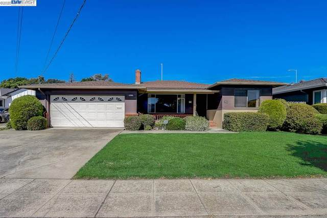 1950 Evergreen Ave, San Leandro, CA 94577 (#BE40905479) :: Robert Balina | Synergize Realty