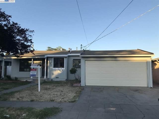 26732 Gaither Way, Hayward, CA 94544 (#BE40906589) :: The Realty Society
