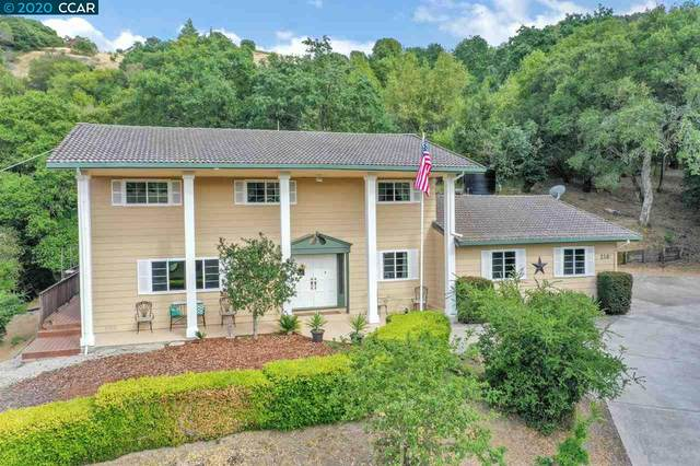 218 Bear Oaks Court, Martinez, CA 94553 (#CC40906759) :: Strock Real Estate