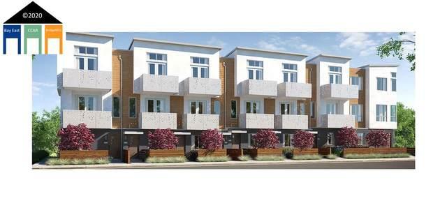 5816 El Dorado Street 8, El Cerrito, CA 94530 (#MR40907229) :: The Kulda Real Estate Group