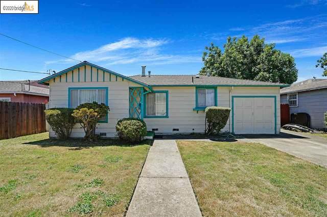 172 Hunter Ave, Oakland, CA 94603 (#EB40907318) :: Robert Balina | Synergize Realty