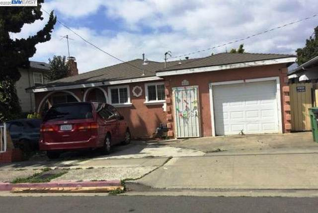 488 Sycamore Ave, Hayward, CA 94544 (#BE40907417) :: The Sean Cooper Real Estate Group
