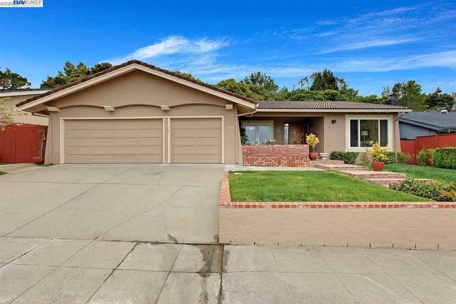 1700 Oakwood Dr, San Mateo, CA 94403 (#BE40907439) :: Strock Real Estate
