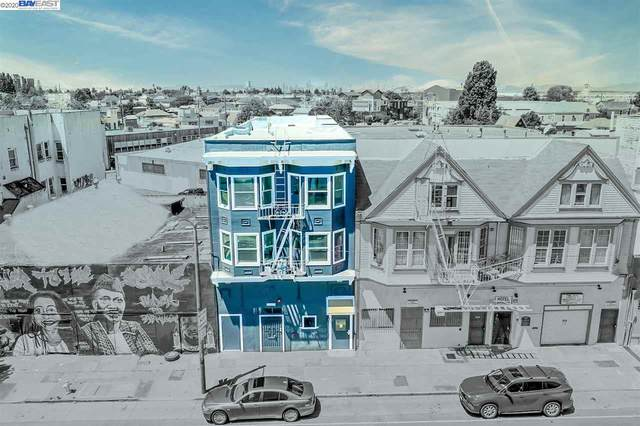 2327 San Pablo Ave, Oakland, CA 94612 (#BE40907657) :: The Sean Cooper Real Estate Group