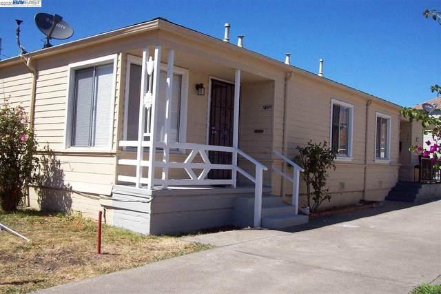 7108 Fresno Street, Oakland, CA 94605 (#BE40907802) :: Alex Brant Properties