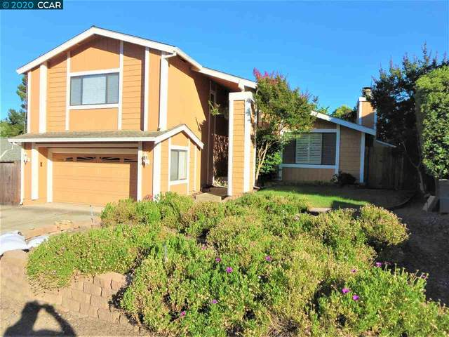 1274 Maywood Ln, Martinez, CA 94553 (#CC40907775) :: The Sean Cooper Real Estate Group