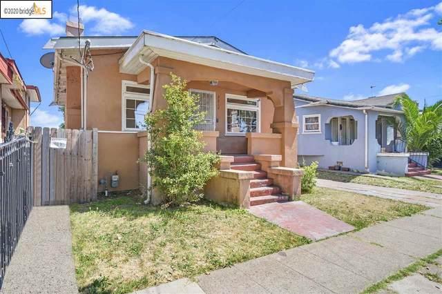 2212 Havenscourt Blvd, Oakland, CA 94605 (#EB40907913) :: The Realty Society