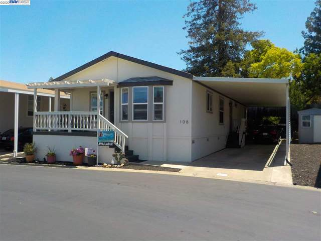 108, Pleasanton, CA 94566 (#BE40907990) :: Robert Balina | Synergize Realty