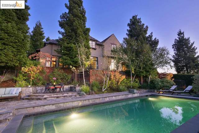 6076 Manchester Dr., Oakland, CA 94618 (#EB40907220) :: The Realty Society